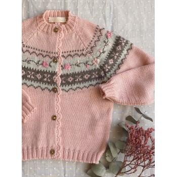 Saco lana Malena